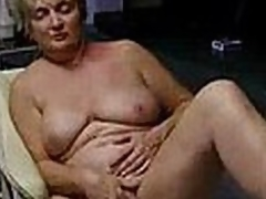 Short-haired aged woman masturbates on a couple of places in this video, this babe even uses a couple of different toys. When you're a doxy u remain one always.