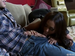 Johnny Sins is gonna remember this fuck session for sure! Lusty milf Priya Anjali Rai is an Indian mastix of hard fucking, and its been a while since that babe last got pounded...