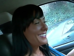 Passionate and always cock-hungered cougar Mahina Zaltana seduces charming pal to have wild screw with her. She offers him to pick the dude to his apartments dreaming about sex.