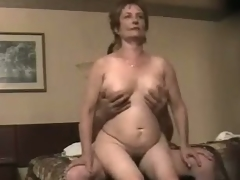In part 2 the hot milf receives her sweet cunt licked and fucked hard.